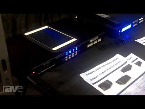 CEDIA 2013: Rip Wave Shows Line of Media Servers, Mounts, HDMI Extenders and Switchers