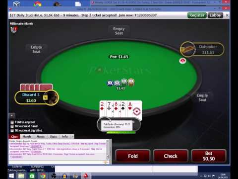 5-Card Draw Poker 25/50 Limited - The Next Level
