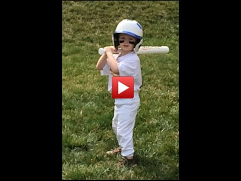Youth Hitting Drills: Swing It As Hard As You Can