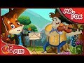 Mr Fox |  Violin String |  Mr Fox Funny Cartoon for kids | Bedtime Stories | Stories for Kids [4K]