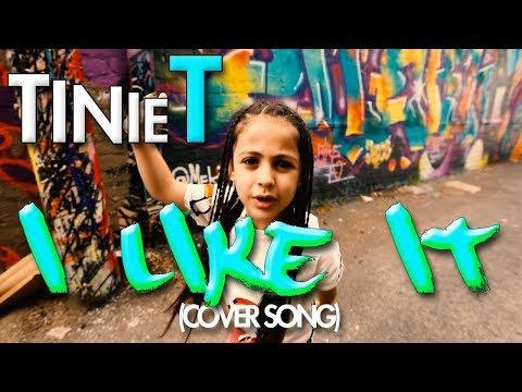 Cardi B, Bad Bunny & J Balvin - I Like it (Cover by 7 year old Tinie T) | MihranTV
