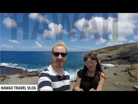 HAWAII TRAVEL VLOG : Part 1