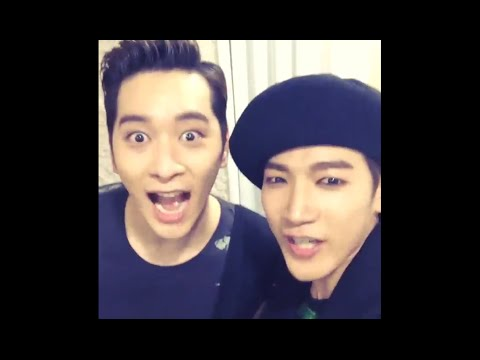 141227 2PM on Jun. K's Instavid - Happy birthday Taecyeon!