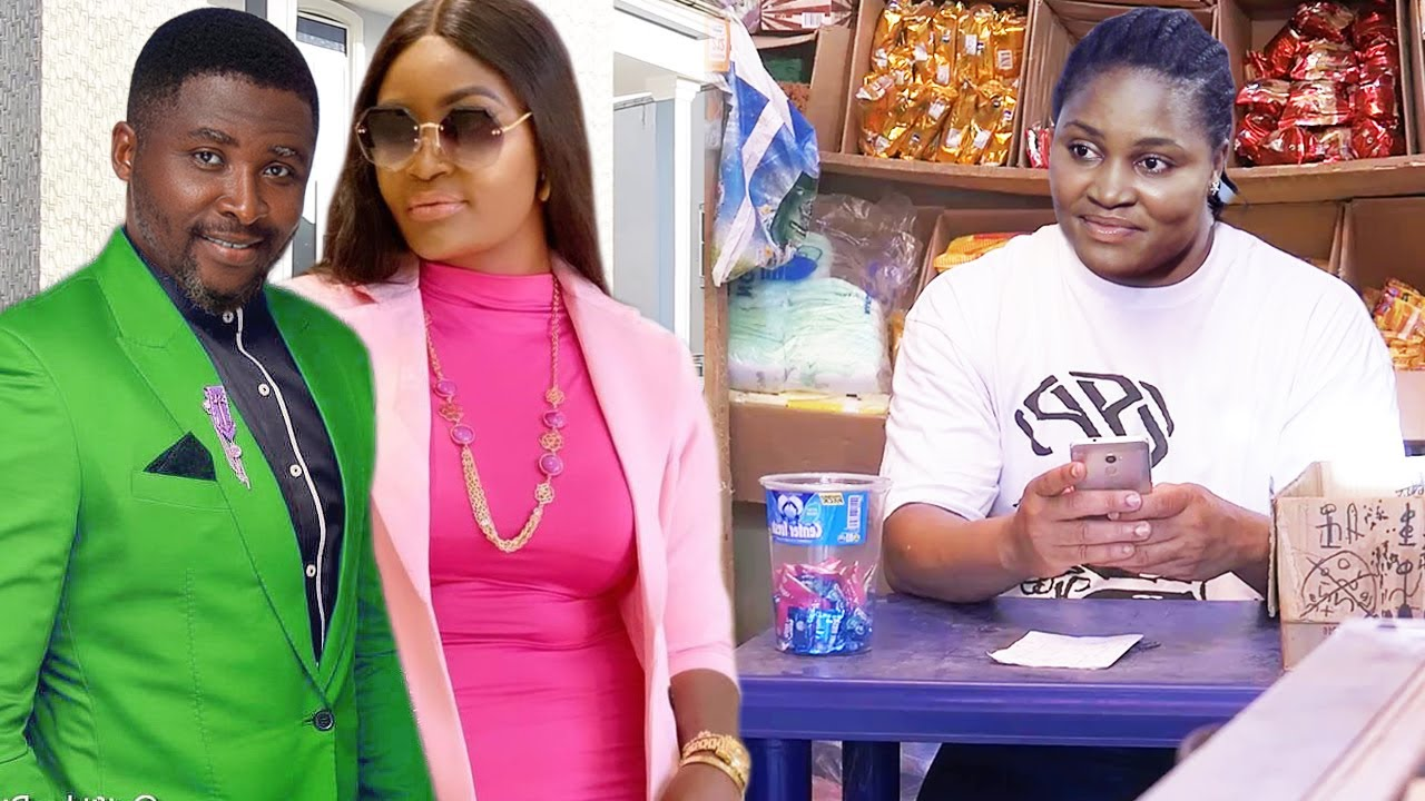 Download From Sales girl To Billionaire wife NEW MOVIE Season 9&10 - Chizzy Alichi & Onny Michael 2021 Movie