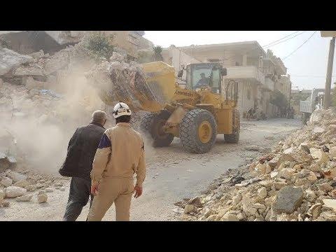 The Murder of Seven White Helmets in Syria?