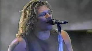 Скачать I Ll Be There For You Bon Jovi Live São Paulo 95