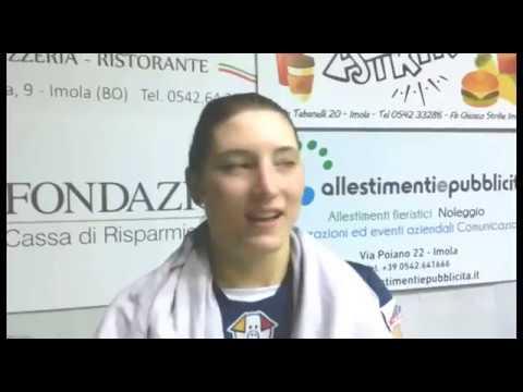 CSICLAI Imola-Campagnola 3-0 (06/01/18) Interviste