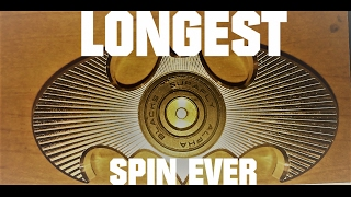 Longest and Fastest spinning STEEL bearings for Fidget Spinner Toy