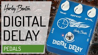 Harley Benton - Digital Delay - Presentation