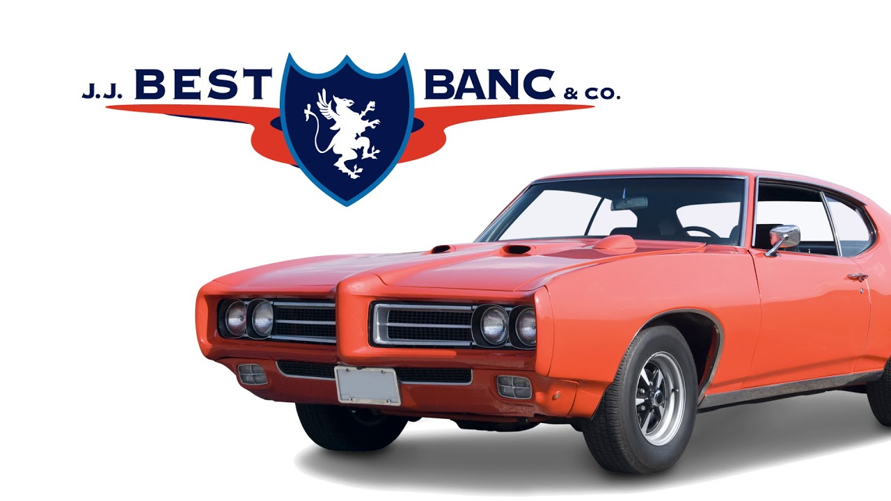 JJ Best Banc Co The Best Way Classic Car Financing YouTube - Classic car financing