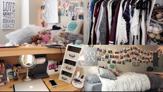 my college dorm room tour   gretchenlovesbeauty