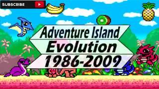 Adventure Island History And Evolution 1986 2009