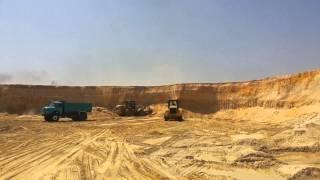 أكبر موقع حفر فى قناة السويس الجديدة بنمرة 6