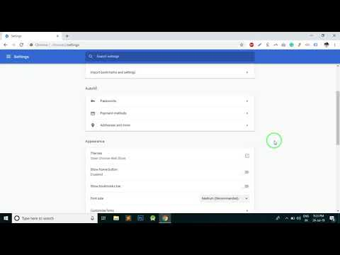 How To Disable Notification / Popups On Google Chrome