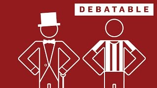 Should You Wear Football Shirts? - Debatable Ft Football Ramble - BBC Brit