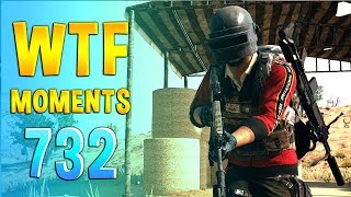 PUBG WTF Funny Daily Moments Highlights Ep 732