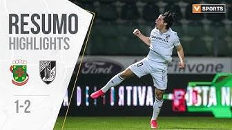 Highlights   Resumo: Paços de Ferreira 1-2 Vitória SC (Liga 19/20 #24)
