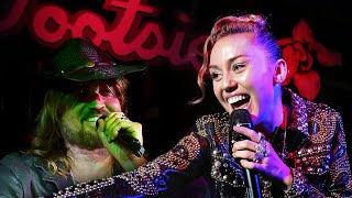 Скачать Miley Cyrus Billy Ray Cyrus Achy Breaky Heart Spotify Fans First LIVE Duet In Nashville TN 2017