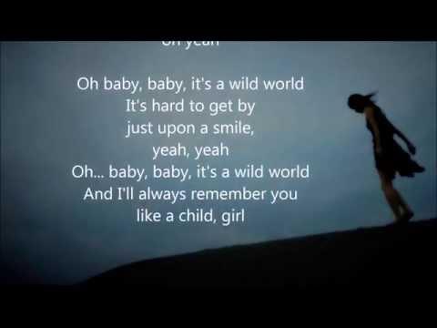 "Mr Big - Wild World - HQ - Scroll Lyrics ""22"""
