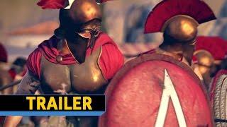 Total War: ROME II – La ira de Esparta - Tráiler en español