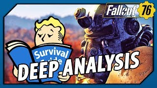 FALLOUT 76 - E3 FULL SHOWCASE DEEP ANALYSIS | Literally Everything You MUST Know