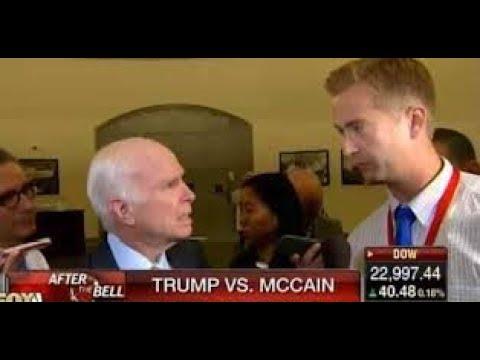 John McCain Goes OFF On Fox News Reporter