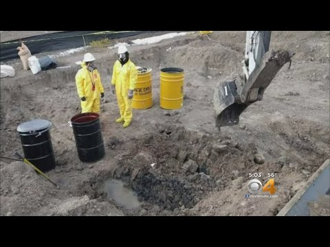 Subdivision On Hold After Buried Chemical Waste Surfaces