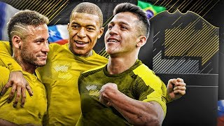 NAJLEPSZY ATAK PRZYSZŁOŚCI! #MŁODEBESTIE  FIFA 18 / DEV