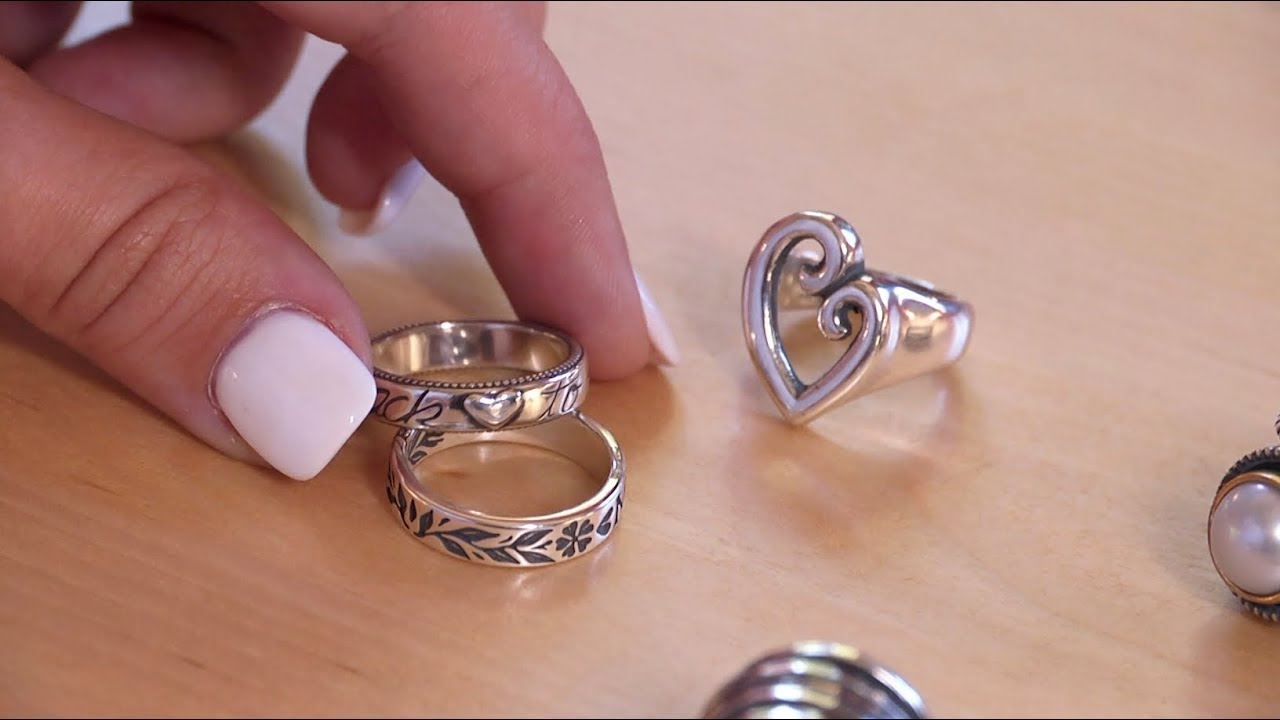 Find Your Ring Size At James Avery Youtube