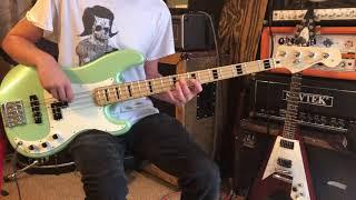 Descendents - Uranus Bass Cover