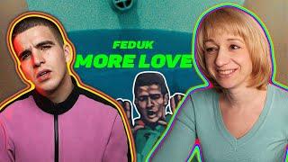 РЕАКЦИЯ Мамы На Feduk - More Love