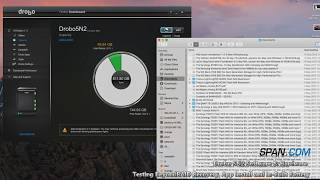 Drobo 5N2 Software and Hardware Test - RAID Recovery Whilst Writing, Internal Battery Test,