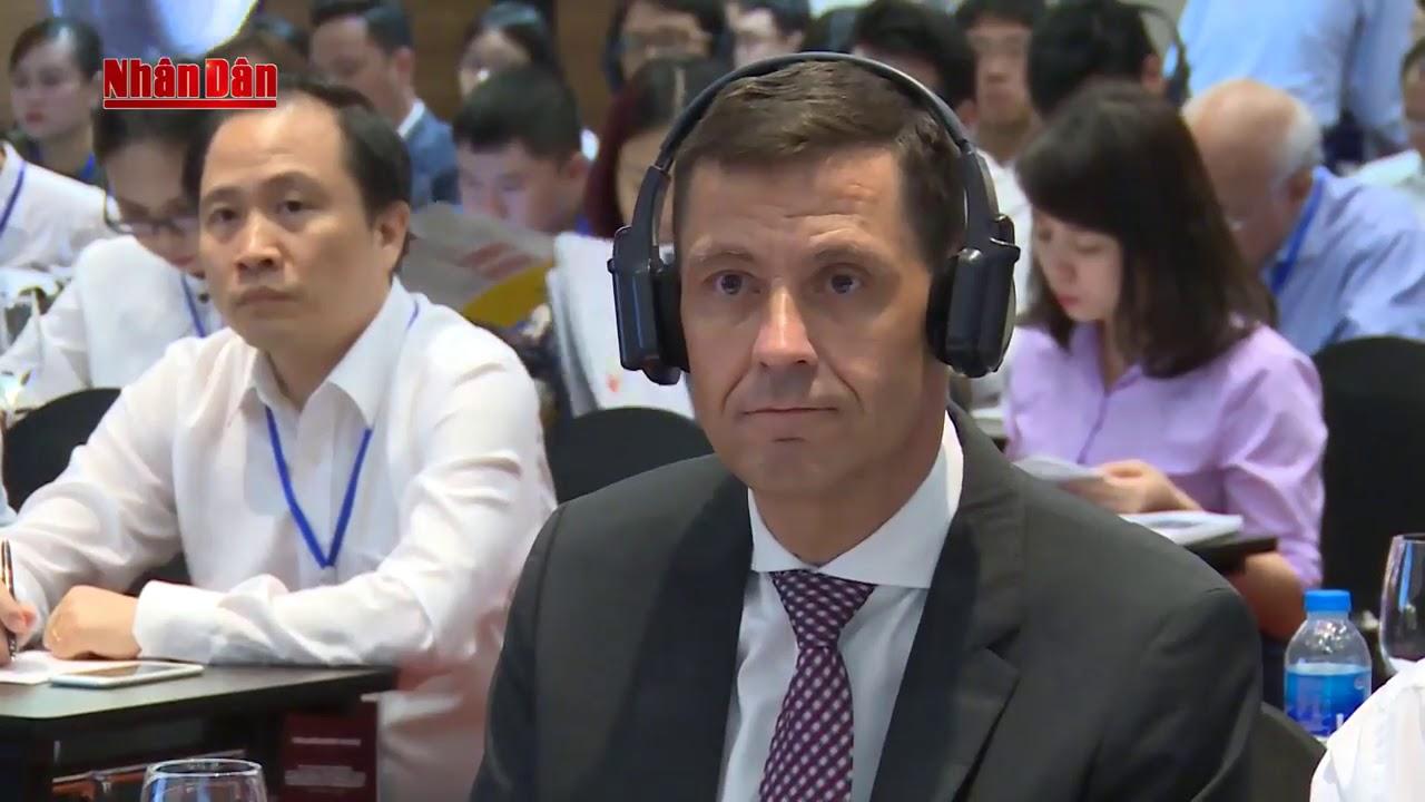 [Trường Đại học Kinh tế – ĐHQGHN] Công bố Báo cáo thường niên kinh tế Việt Nam