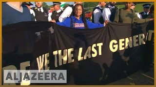 Climate change protests call for action across Europe | Al Jazeera English