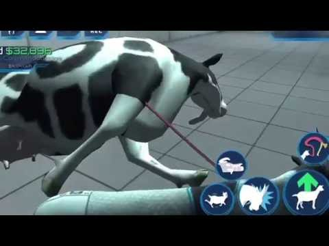 Ep:4 Let's play Goat Simulator Waste of Space. Testing Chamber