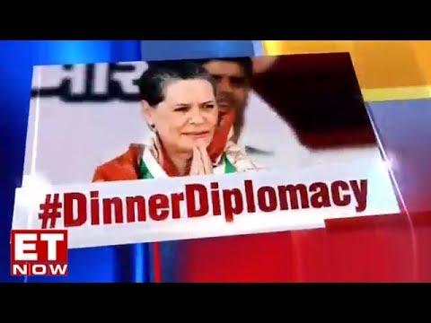 Sonia Gandhi Hosts Dinner For Leaders Of Opposition Parties | Dinner Diplomacy