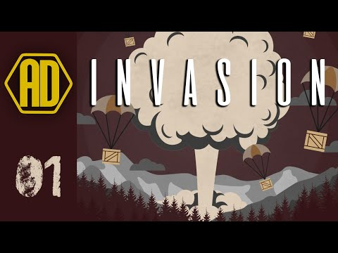 INVASION - Modded Minecraft - Ep01 - Finding A Home
