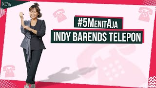 #5MenitAja Indy Barends Telepon