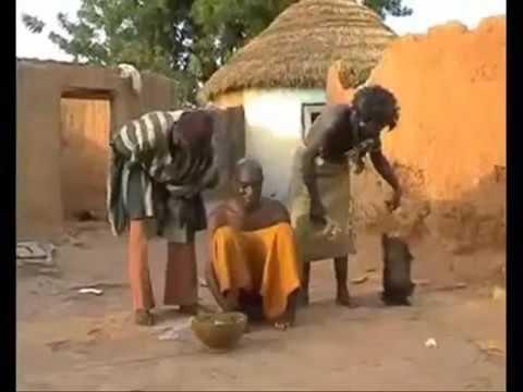 Как лечат головную боль в африке видео