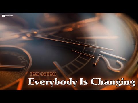 Everybody's Changing - Keane, Instrumental Guitar Version by Toni Cotoli, Guitar Cover, Acoustic