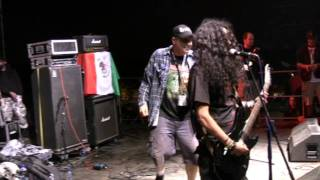 GORE AND CARNAGE Live At OEF 2011