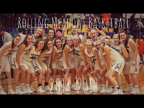 Rolling Meadows Girls Basketball 2018-2019