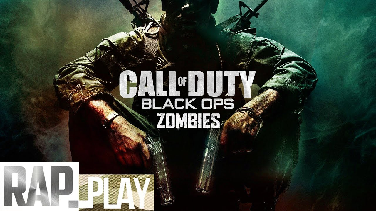 Kronno call of duty black ops zombies rap calidad