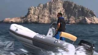 bateau zodiac 2011 présentation Sud Plaisance