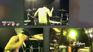 The Break Down Series - Travis Barker plays Wishing Well - Multi-View