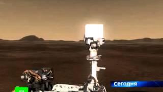 «7 минут ужаса»  марсоход Curiosity приближается к цели