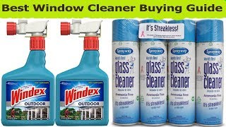 Top 5 Best window cleaner Reviews 2018-Best Window Cleaner Diy-Amazon Window Cleaner