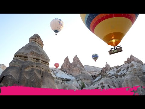 Top Things to See & Do in Cappadocia, Turkey