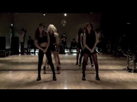 Black Pink-Bitch better have my money remix dance practice