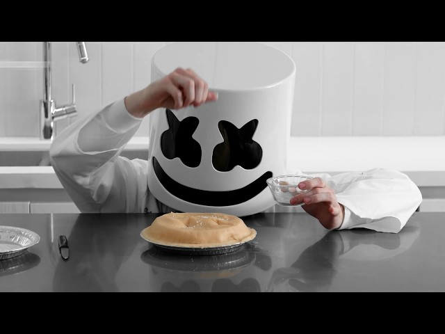Cooking with Marshmello: How To Make Peach Pie
